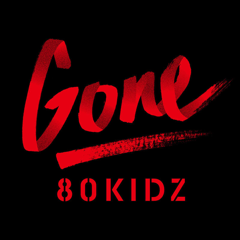 "80KIDZ - Gone EP (12"" Vinyl)"