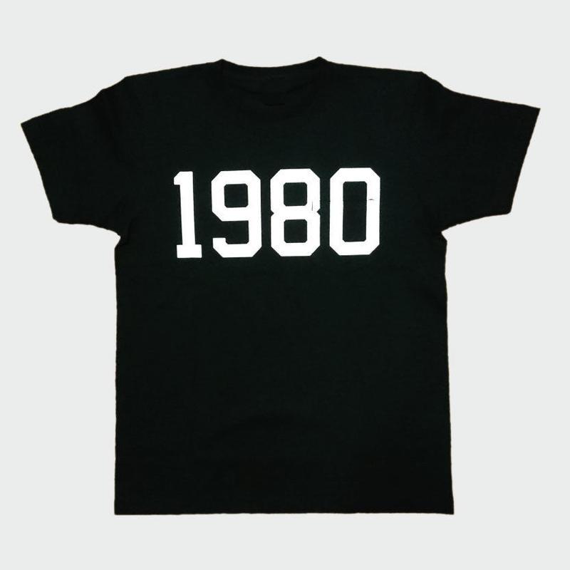 80KIDZ - 1980 Tee (black/white)