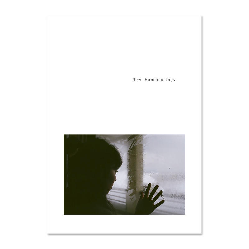 頓所梨湖・駒﨑崇彰 PHOTO ZINE「New Homecomings」
