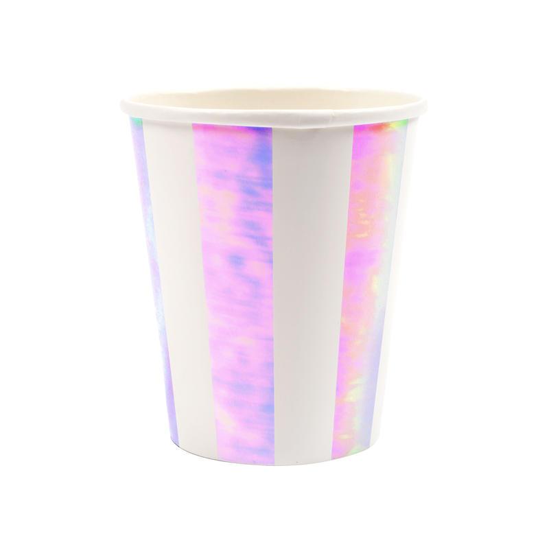【MeriMeri】ペーパーカップ/オーロラ/8個入り [MM0202-45-3003]