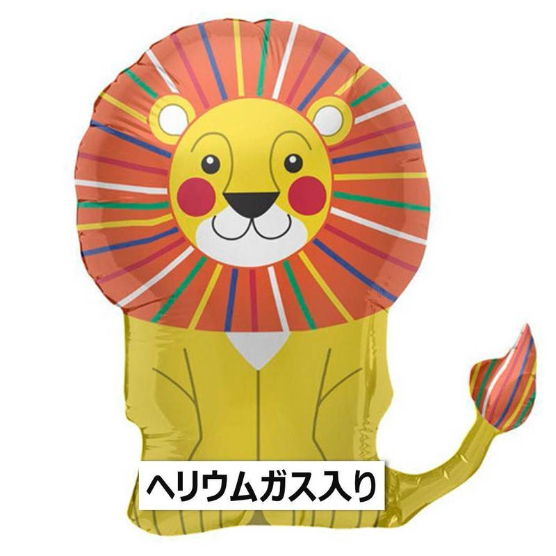 ぷかぷか浮かぶ♪ ライオン Anagram [BF0402-00656-G]