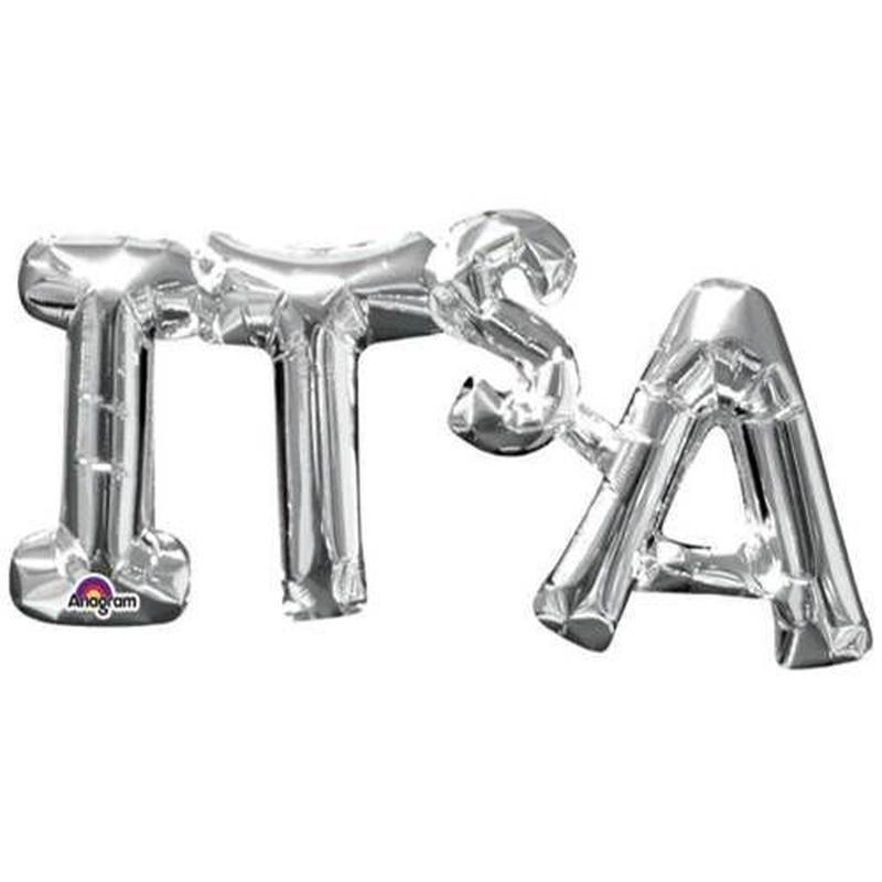 【Anagram】イッツァ It's A シルバー [BM0101-33107]