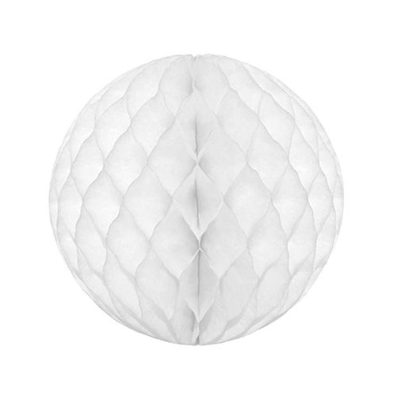 【hanaoka 】ハニカムボール/20cm/ホワイト [ZZ0514-HNO00022]