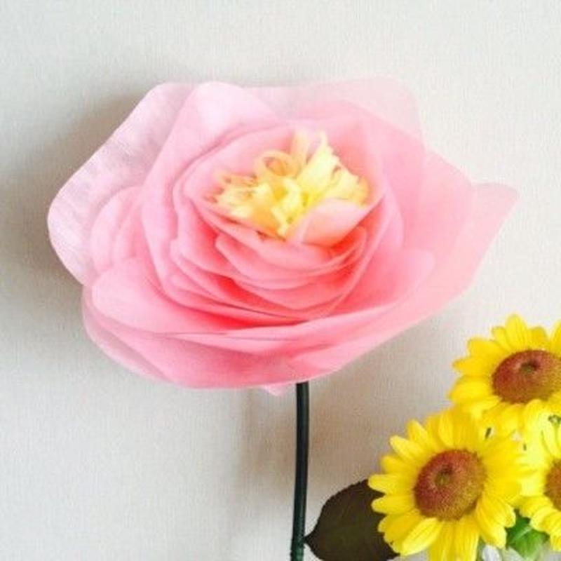 【G+Flower】プリンセスフラワーDIYキット/仕上φ約30cm/2セット入り [GF01]