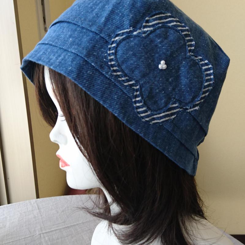 医療用帽子 コットンWガーゼ