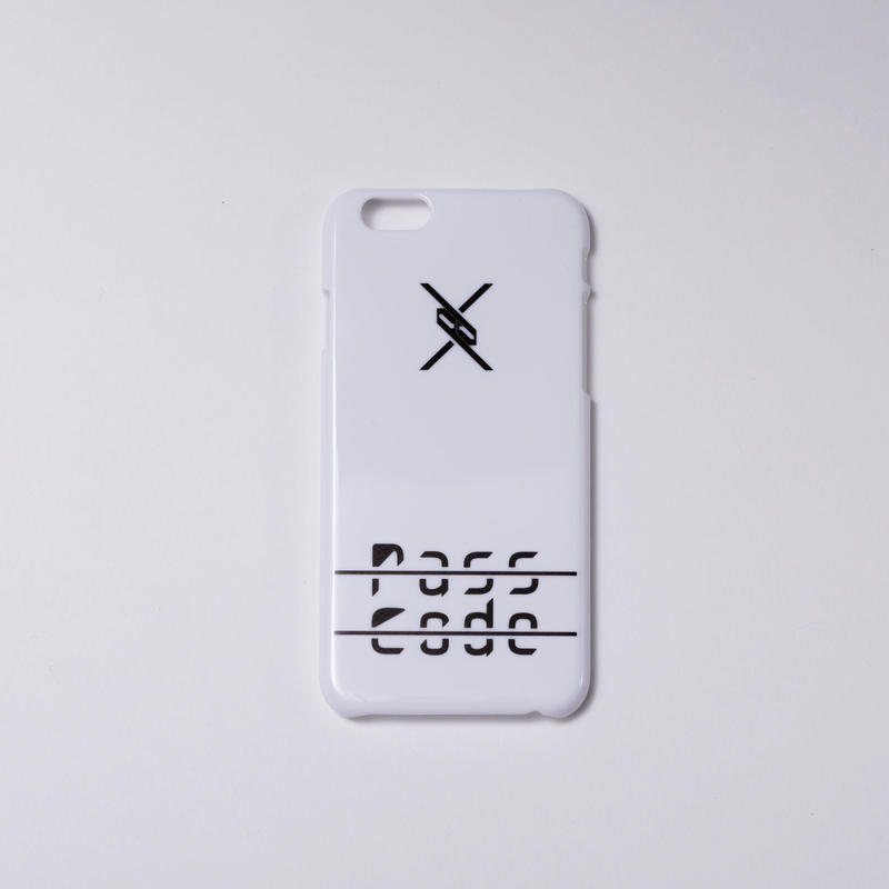 【PassCode】iPhone6/6s case『LOGO』