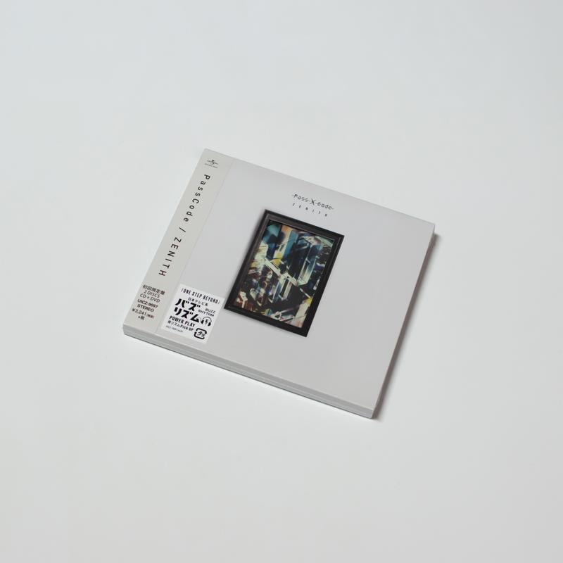 "【PassCode】1st Album ""ZENITH""(初回限定盤)"