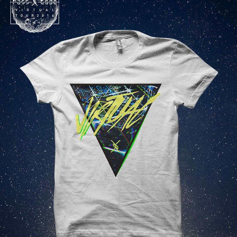 【PassCode・オンライン限定】VISION Tシャツ