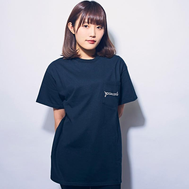 【PassCode】Pocket TEE(BLACK)