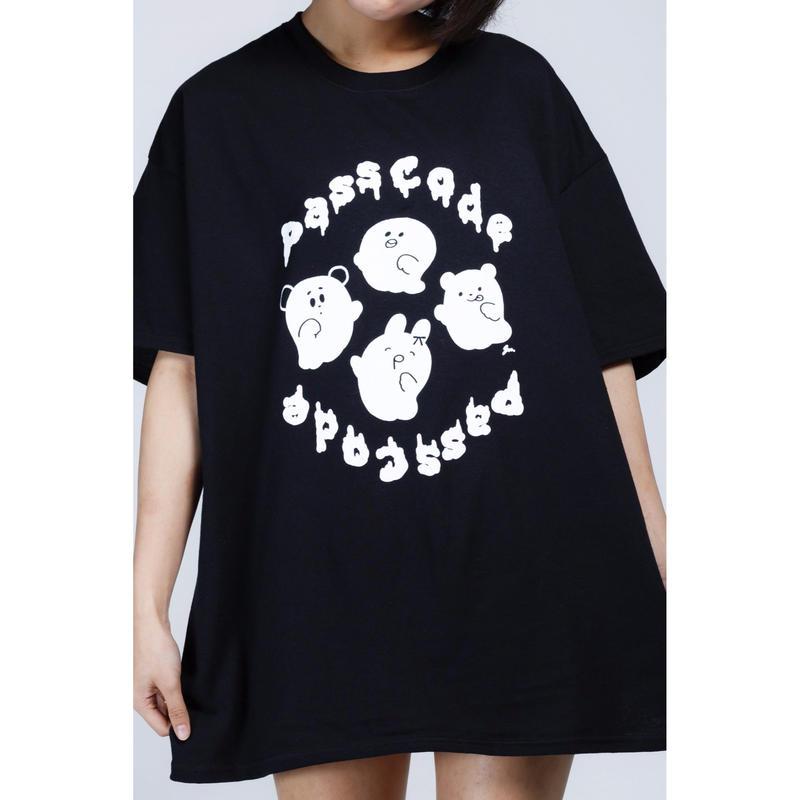 【PassCode・オンライン限定】PassCode×ますださえこ コラボTシャツ