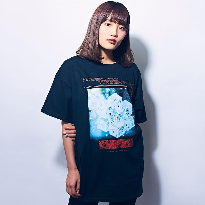 【PassCode】TONIGHT T-shirt <T.Y.O.T TOUR2018>