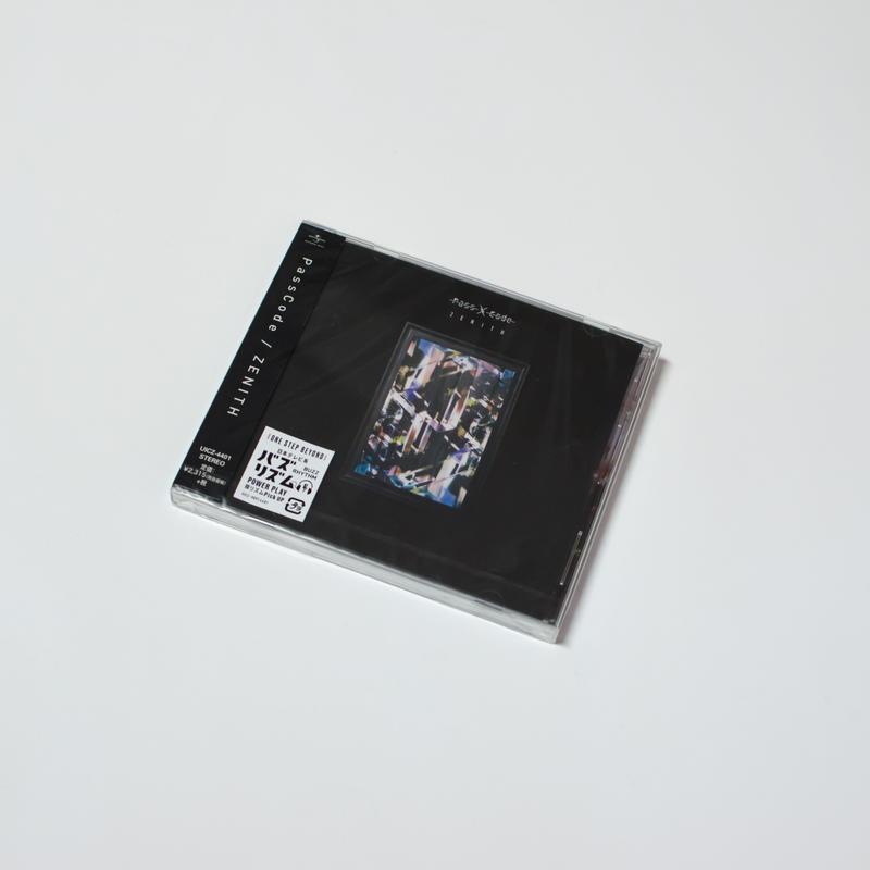 """【PassCode】1st Album """"ZENITH""""(通常盤)"""