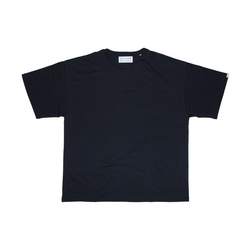 ULTIMATE PLAIN T-SHIRT '7DAYS (BLACK)