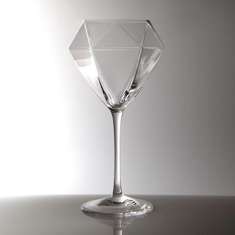 Diamond Glass | Long Stem(ロング) | シングル