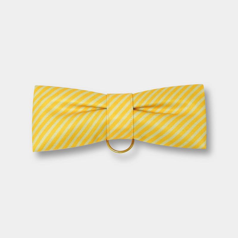 CuCu ribbon | Colors | Stripes | イエロー