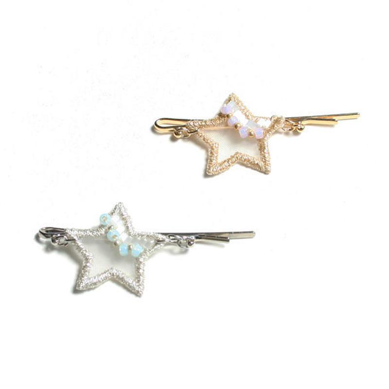 AURORA STAR HAIR PIN