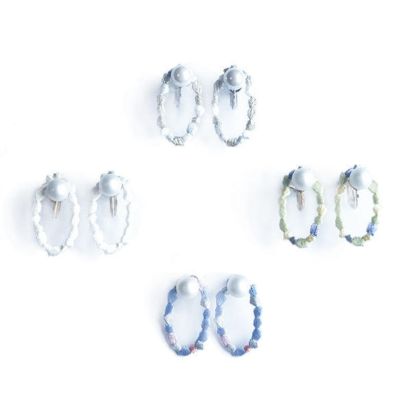 MOZAIC STONE PIERCE / EARRING