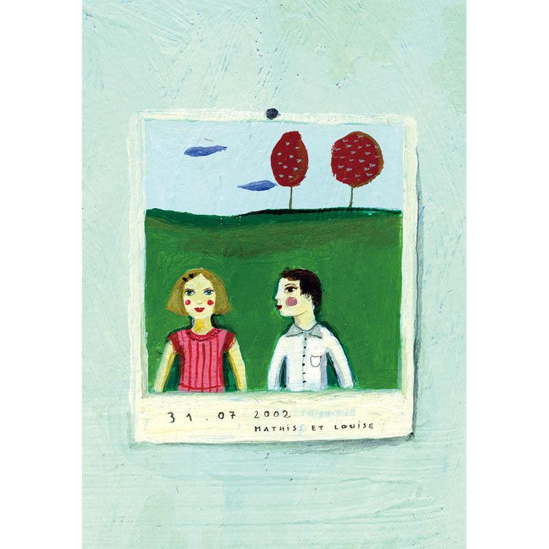 Post card set | Aurélia Fronty