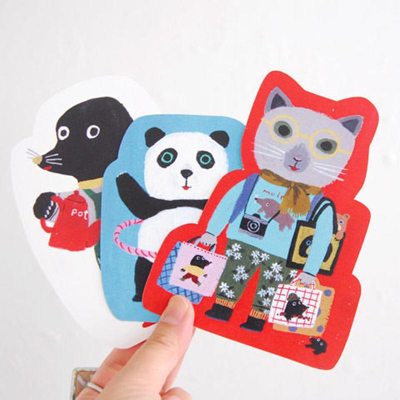 3 card set | Yumi Kitagishi