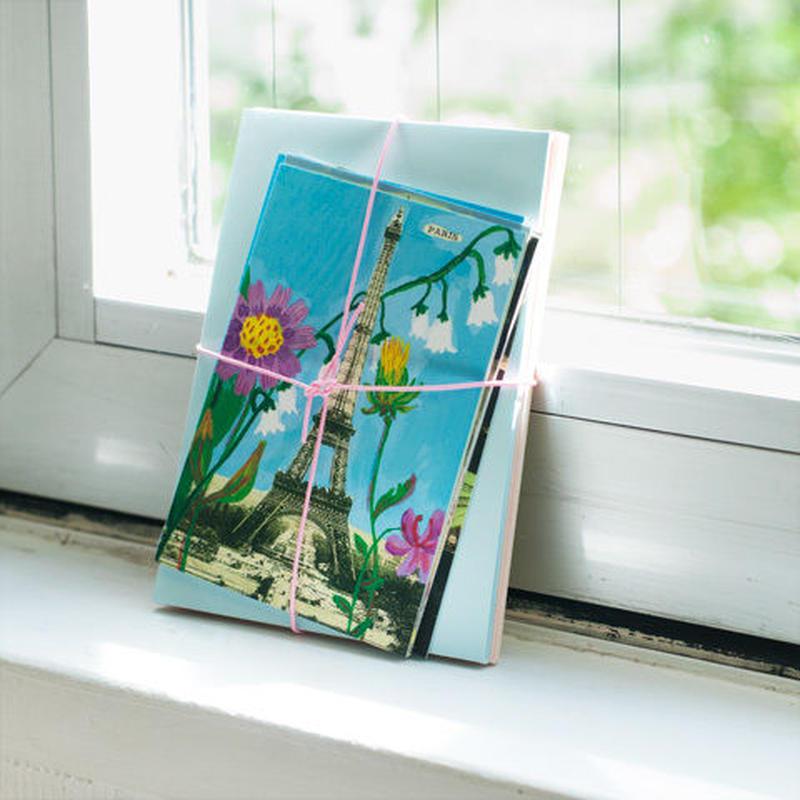 Small card set Paris | Nathalie Lété