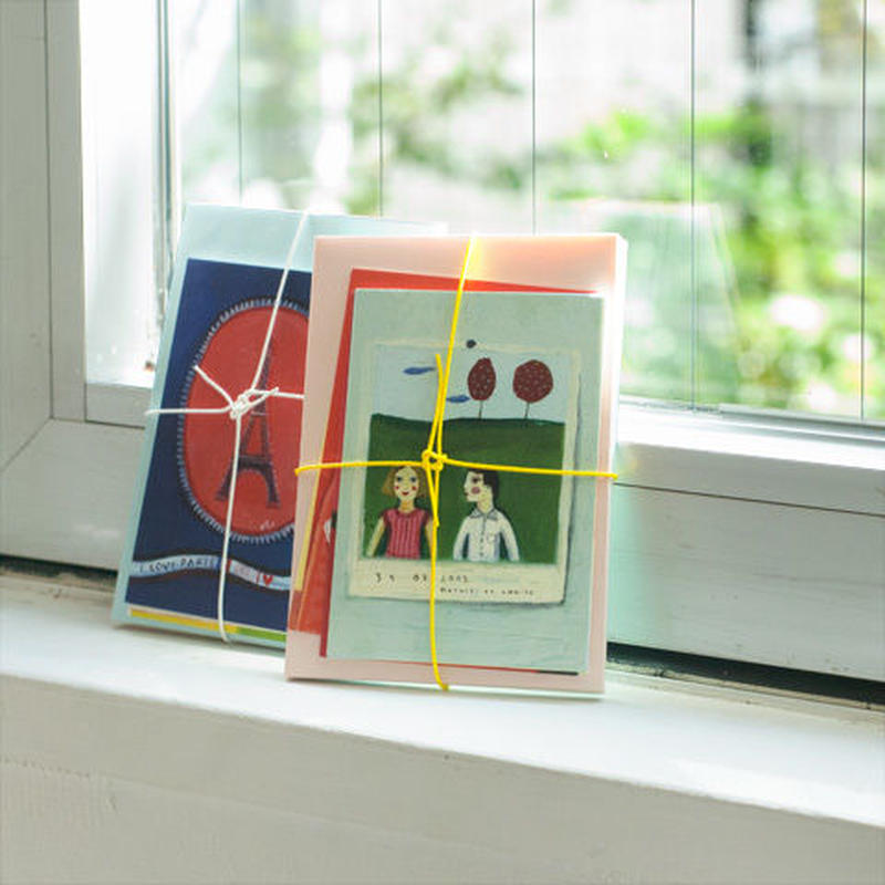 Small card set Enfants | Aurélia Fronty