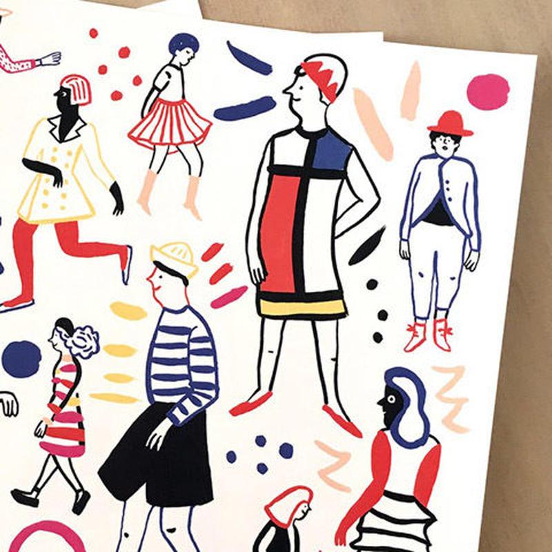 "Print limited ""Mode"" | Marie Assénat"
