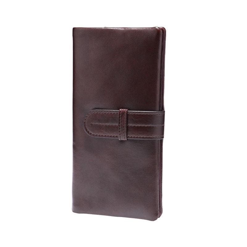 本革財布 カードホルダー 高品質マネー財布 男性 425 7/10