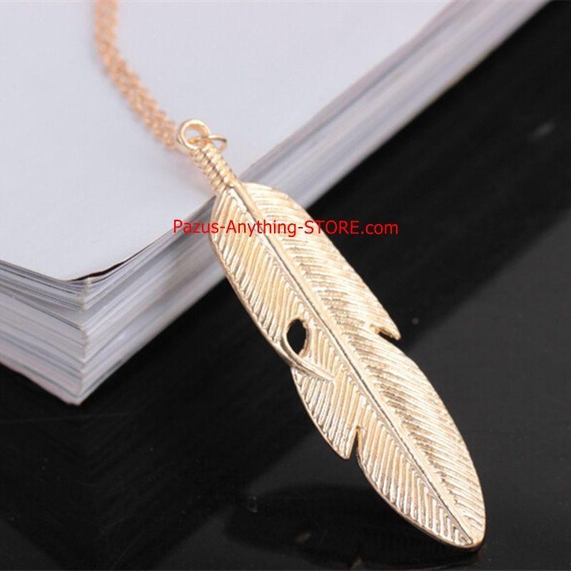 古典的なペンダント ネックレスの羽 チョーカーネックレス リーフチョーカー 1641 9/25