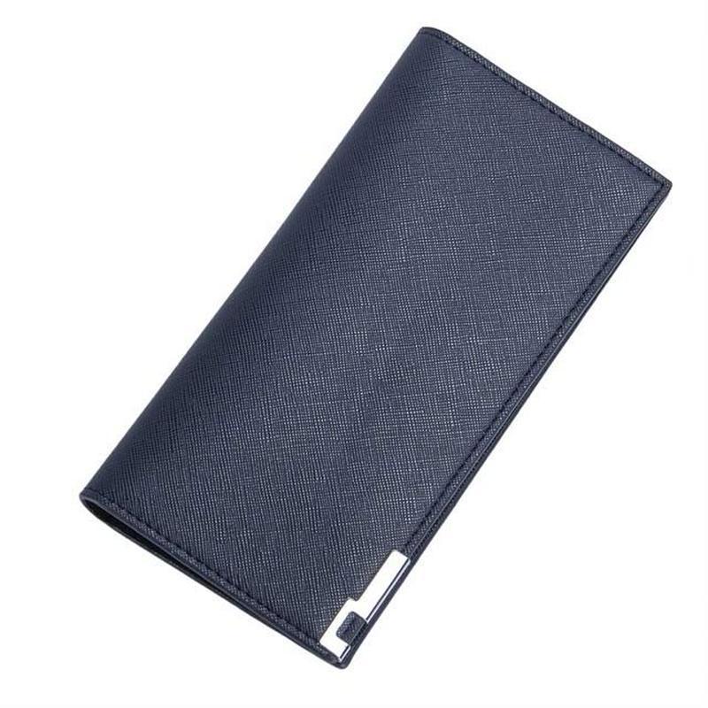 スリム財布 メンズ薄型財布 メンズ革財布 ソフトメンズ財布 高級 クラッチマネーバッグ 小ポケット 442 7/10