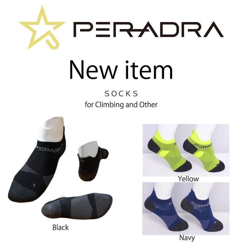 ペルアドラ「PER-ADRA」ソックス