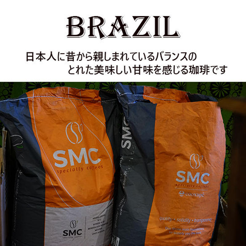 【国名】ブラジル 【農園】モラダ・ドス・パサロ 1000g