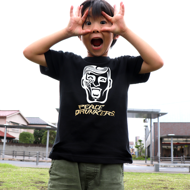 あいつトライバル TEE (KIDS)【PDS×PEACEMAKER】