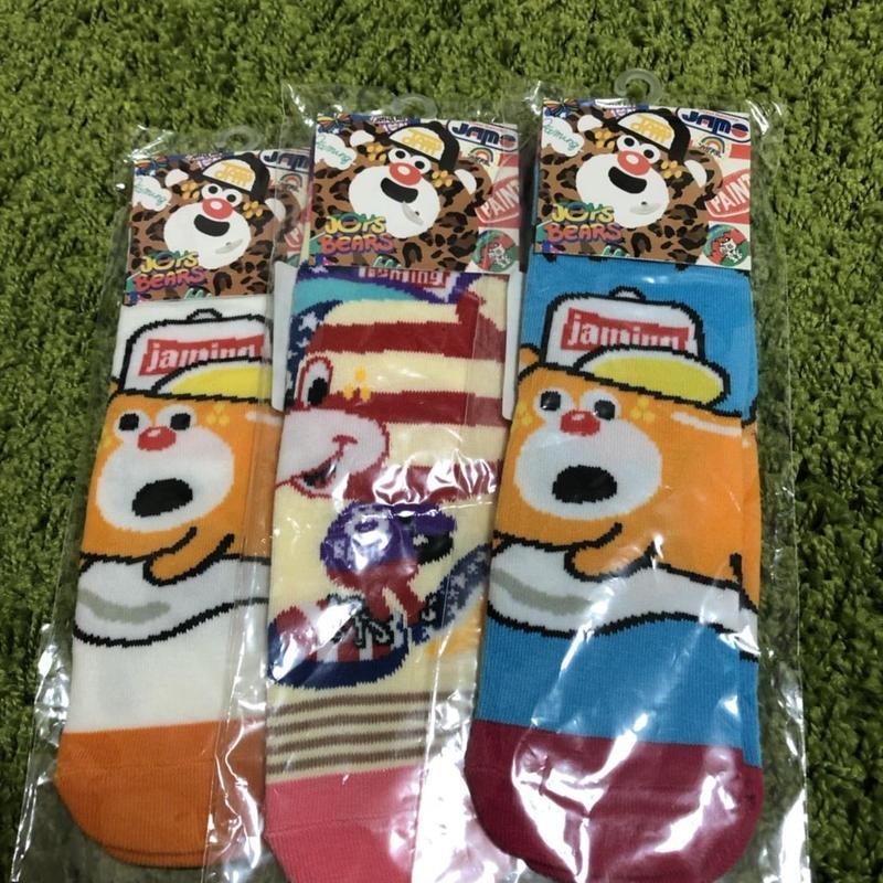 ☆★JAM★☆子供靴下☆3足セット(17〜20㎝)