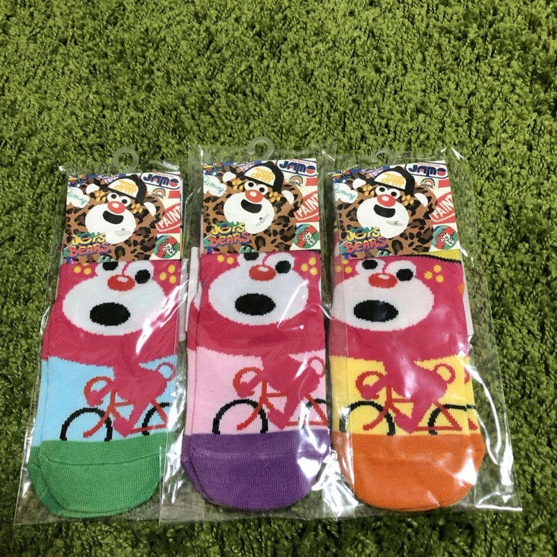 ☆★JAM★☆子供靴下☆3足セット(13〜16㎝)