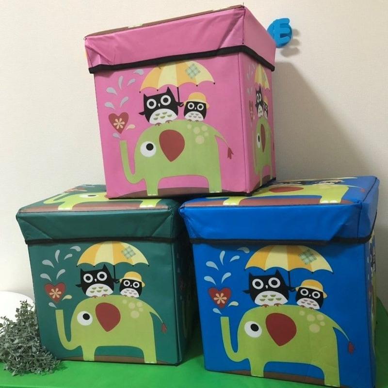 ★売り切りSALE価格★アニマル♡収納BOX(エレファント)