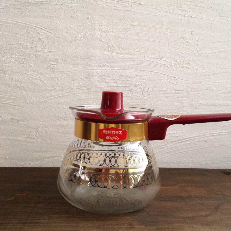 1970年代・ハリオ×HOYAの耐熱ガラス