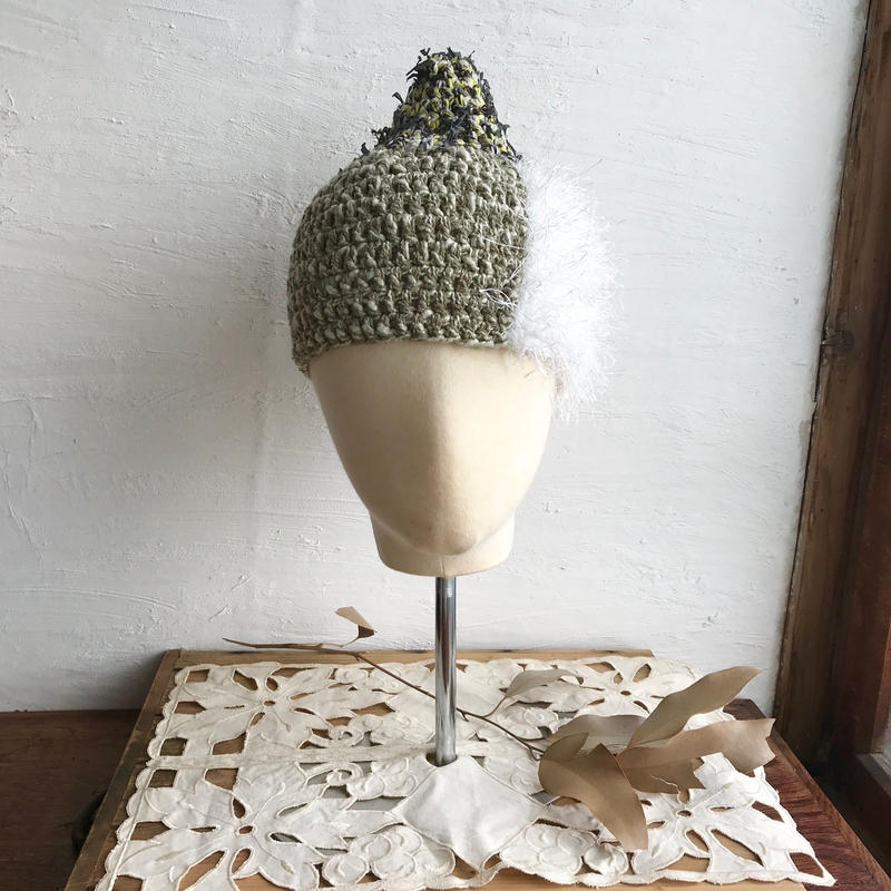 sin sin 春夏ニット帽子