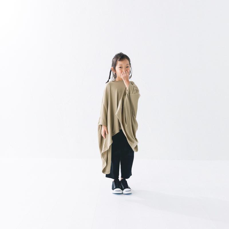 【 nunuforme 2019SS 】nf11-957-561ボックスT / Beige
