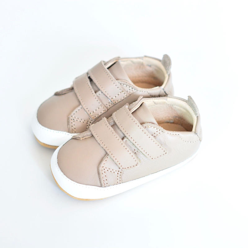 【 OLD SOLES 2019SS】#113R BAMBINI MARKERT / TAUPE / WHITE