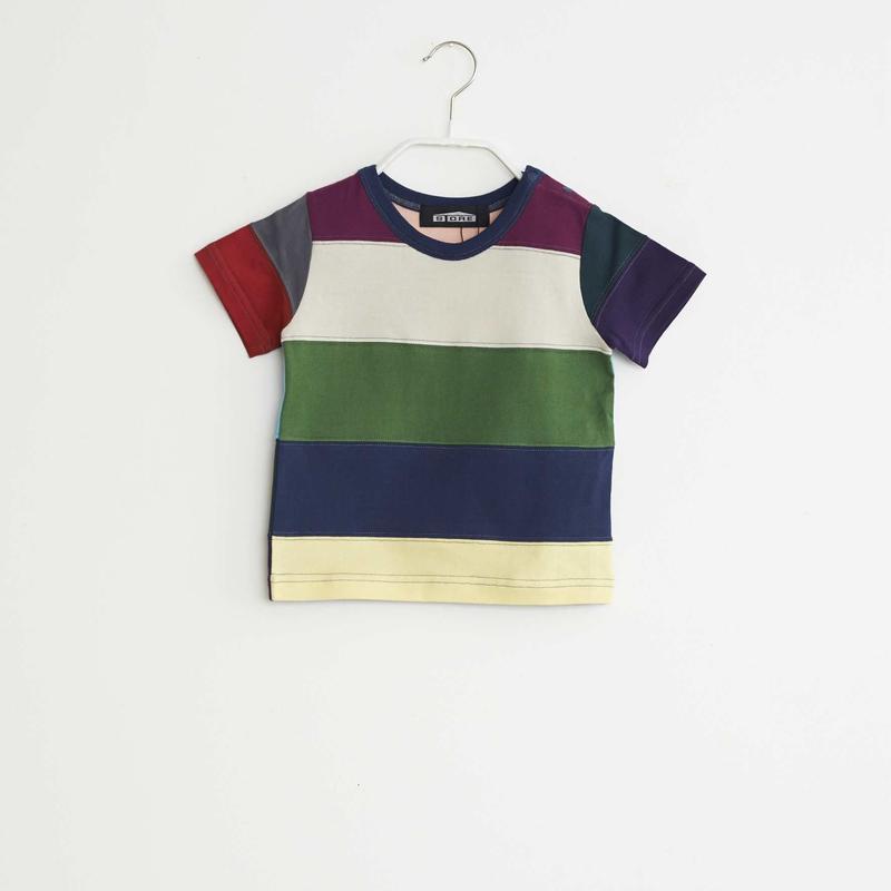【 STORE 19SS】ボーダーTシャツ /  #3 / 90cm