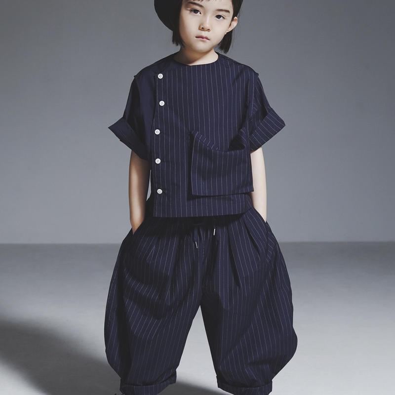 【 GRIS 2019SS 】Beret / ベレー帽 / Black