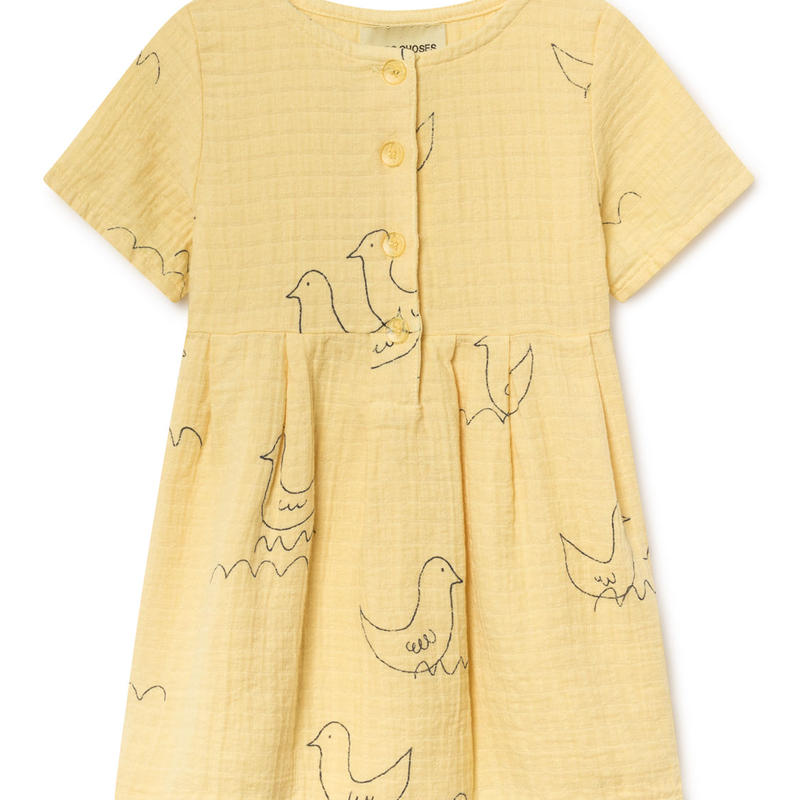 【 Bobo Choses 2019SS 】119212 Geese Princess Dress