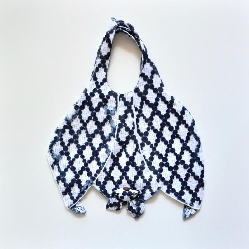 【 ミナペルホネン 19SS 】XS9414 koomori bag / white