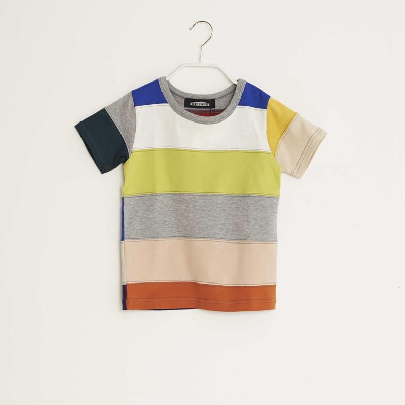 【 STORE 19SS】ボーダーTシャツ /  #2 / 110cm