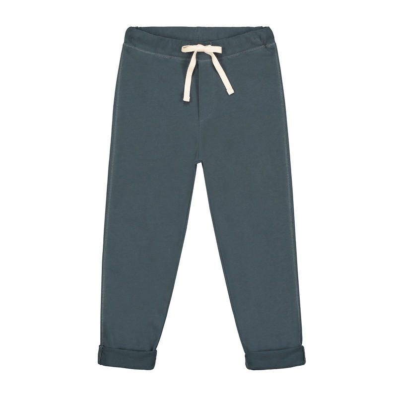 【 GRAY LABEL 2019SS】Relaxed Jersey Pants / Blue Grey