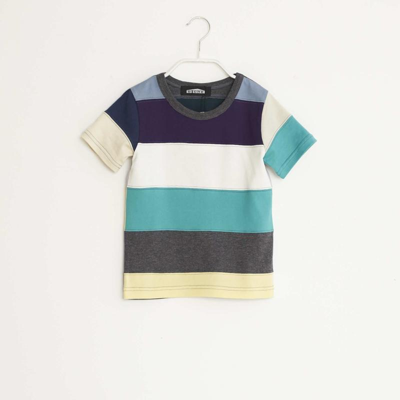 【 STORE 19SS】ボーダーTシャツ /  #3 / 110cm