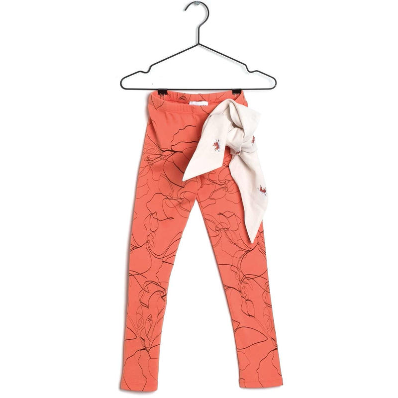 【 WOLF & RITA 2019SS 】RAFAELA - Legging / ORANGE SKETCHES