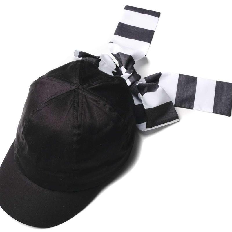【 WOLF & RITA 2019SS 】IVONE - Hat / BLACK