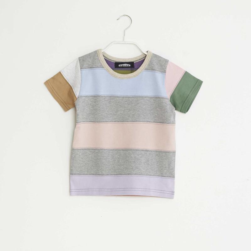 【 STORE 19SS】ボーダーTシャツ /  #2 / 120cm