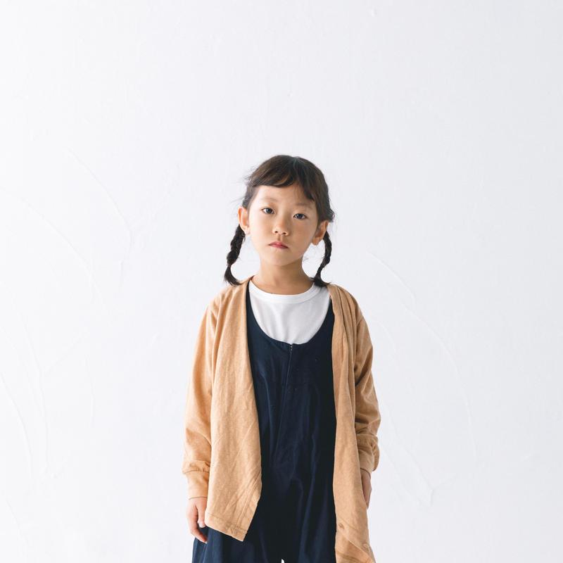 【 nunuforme 2019SS 】nf11-926-566ドレープカーディガン / Brown